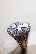 HD Custom jewelery anello croce di malta03
