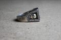 HD Custom jewelery anello Trilogy teschi04