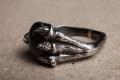 HD Custom jewelery anello drago stellato06