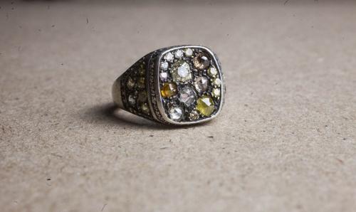 HD Custom jewelery anello fantasy02