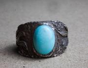 HD Custom jewelery anello fiamma04